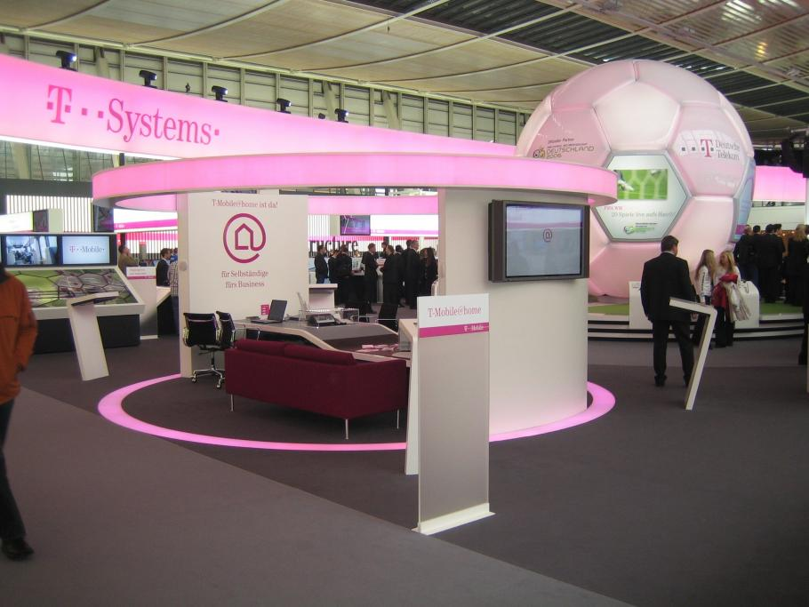 T Mobile Hannover Germany Showcase Traxon Technologies